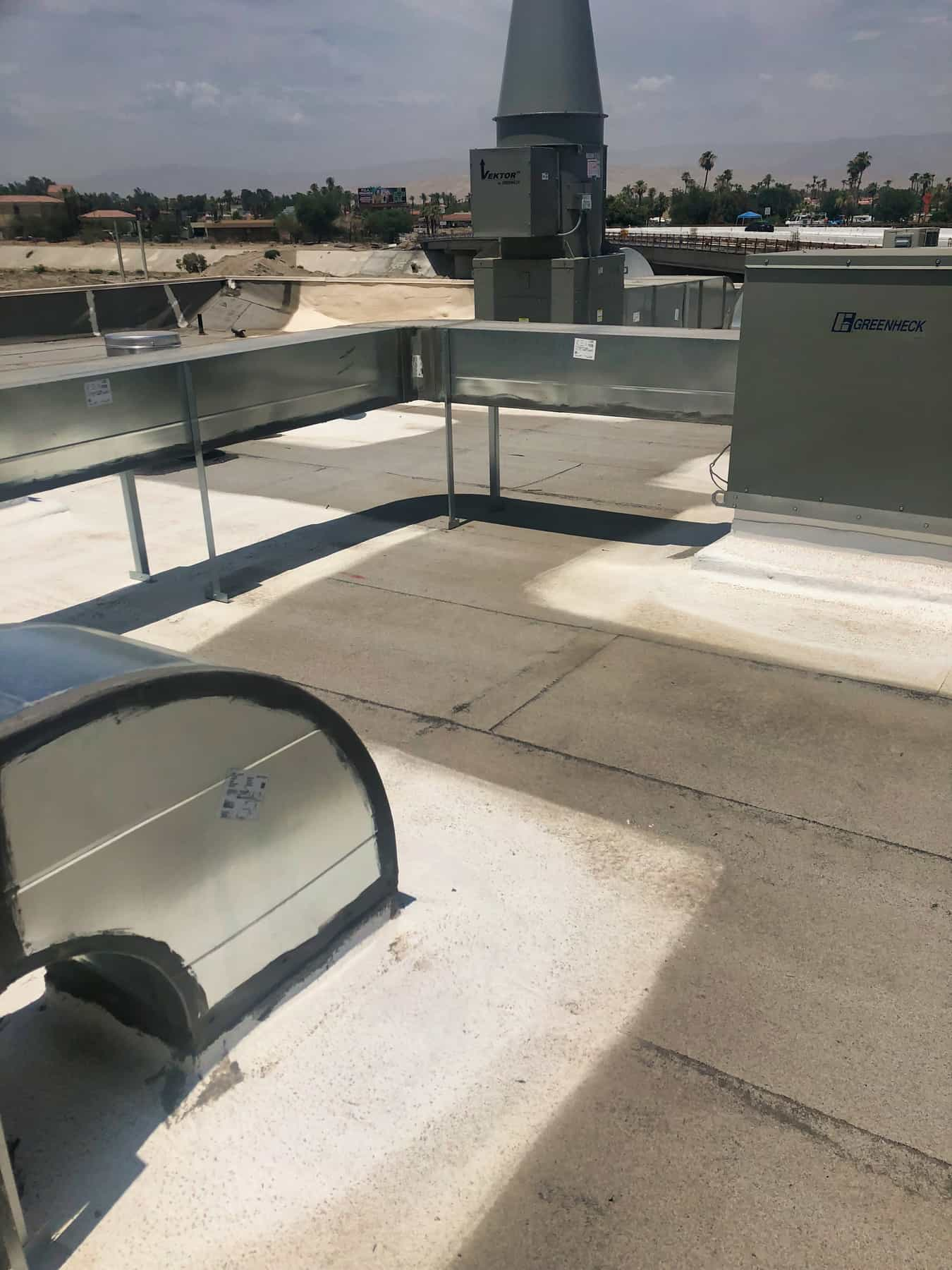 commercial ventilation and ductwork
