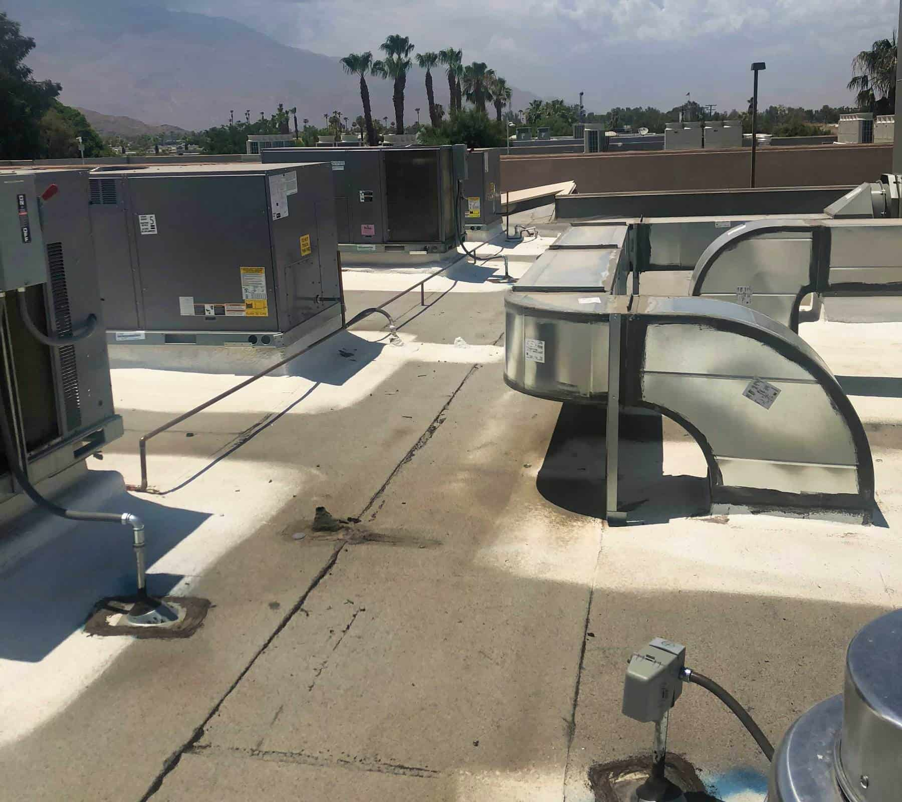 commercial systems and ventilation