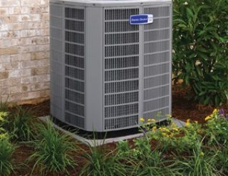 American Standard air conditioning unit