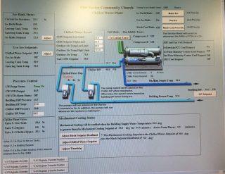 energy management system configured by Desert Tech screenshot